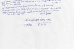 Carta romántica 4