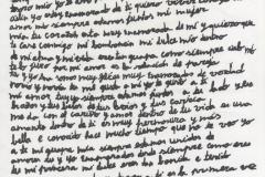 Carta romántica 7