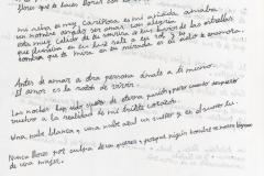 Carta romántica 8