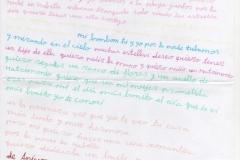 Carta romántica 17