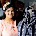 Diseñadora con 20 años y síndrome de Down