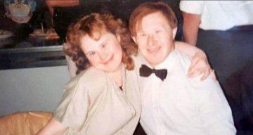 Pareja con sindrome de Down celebra sus 22 años de matrimonio