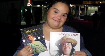 María, una gran escritora con síndrome de Down