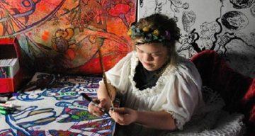 Marie Webb, la diseñadora con síndrome de Down que triunfa en Nueva York