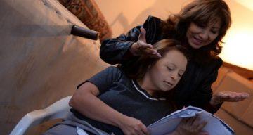 Marcela Sampedro protagoniza «Dos papás en Navidad»