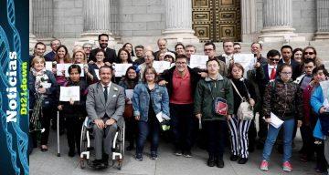 100.000 personas con discapacidad podrán votar por primera vez