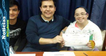 Nataly Rodríguez se ofreció como miembro de mesa