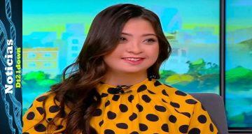 Primera joven presentadora de TV en Egipto con síndrome de Down