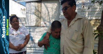Madre repudia agresión de policía a su hijo con síndrome de Down