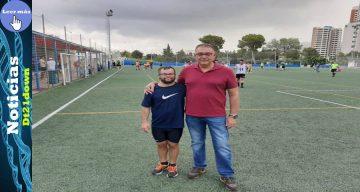 Dani Alcaraz, carácter valenciano para el único árbitro con síndrome de Down de España