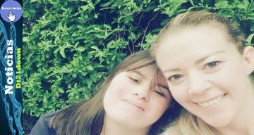 Fernanda Castillo dedica mensaje a su hermana con Síndrome de Down