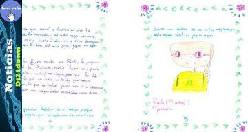 Paula (9 años): cómo una compañera con síndrome de Down cambió mi vida