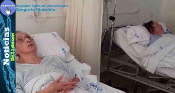 Dos hospitales logran juntar a una madre y un hijo, con síndrome de Down, enfermos de coronavirus