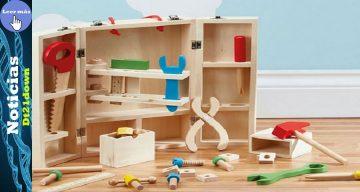 Banco de carpintería para niños Down-¡No te pierdas estos detalles!