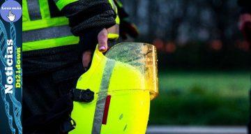 Joven con síndrome de Down es nombrado oficialmente como bombero en Argentina